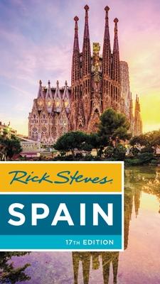 Rick Steves Spain Cover Image