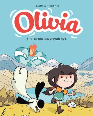Olivia y el genio sinvergüenza / Aster and the Accidental Magic (OLIVIA / ASTER #1) Cover Image