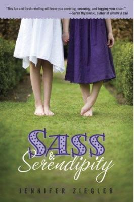 Sass & Serendipity Cover