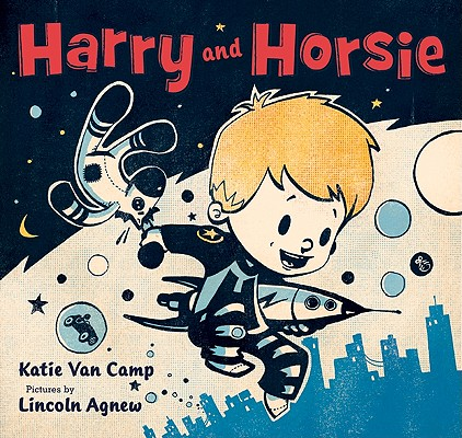 Harry and Horsie Cover