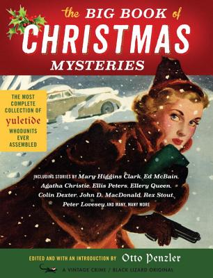 The Big Book of Christmas Mysteries Cover