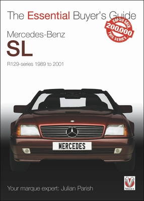 Mercedes-Benz SL R129-series 1989 to 2001 (Essential Buyer's Guide) Cover Image