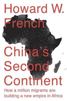 China's Second Continent Cover