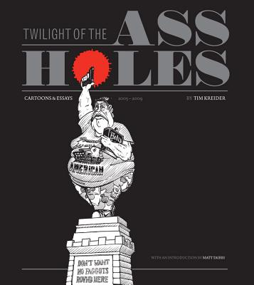 Twilight of the Assholes Cover
