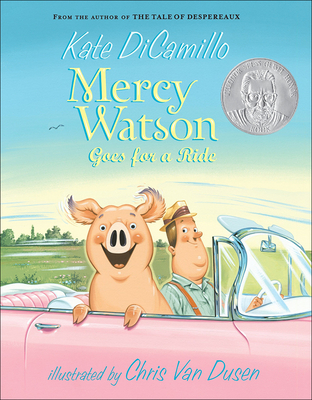 Mercy Watson Goes for a Ride Cover Image