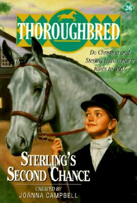 Thoroughbred #26 Sterling's Second Chance Cover Image