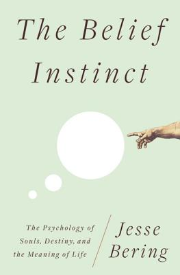 The Belief Instinct Cover