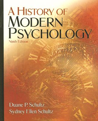 A History of Modern Psychology Cover Image