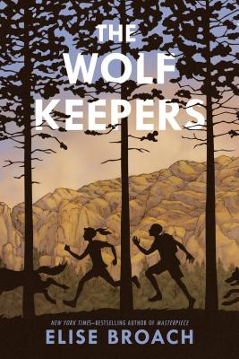 Cover for The Wolf Keepers