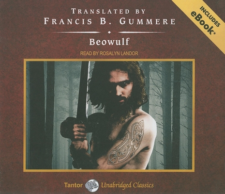 Beowulf (Tantor Unabridged Classics) Cover Image