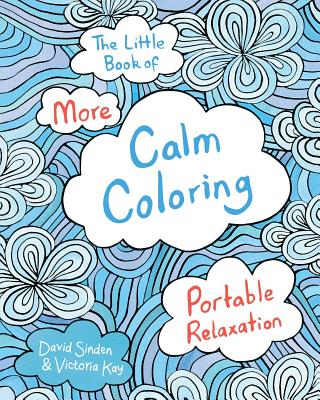 The Little Book of More Calm Coloring Cover Image