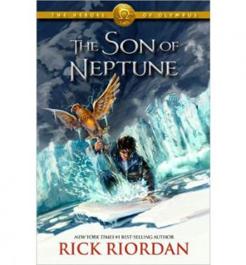 The Heroes of Olympus, Book Two The Son of Neptune (Heroes of Olympus, The, Book Two) Cover Image
