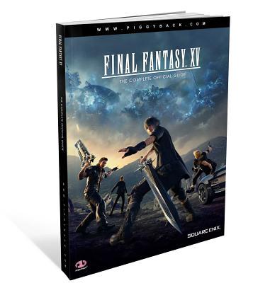 Final Fantasy XV: Standard Edition Cover Image