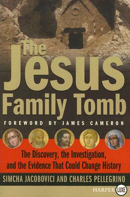 The Jesus Family Tomb Cover
