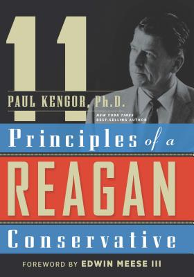11 Principles of a Reagan Conservative Cover