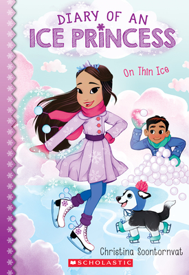 On Thin Ice (Diary of an Ice Princess #3) Cover Image
