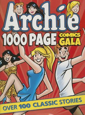 Archie 1000 Page Comics Gala (Archie 1000 Page Digests) Cover Image