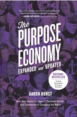 The Purpose Economy Cover