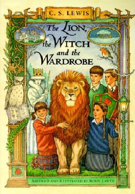 The Lion, the Witch and the Wardrobe: A Graphic Novel (Chronicles of Narnia) Cover Image