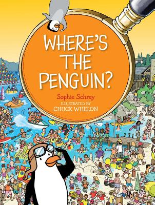 Where's the Penguin? by Sophie Schrey