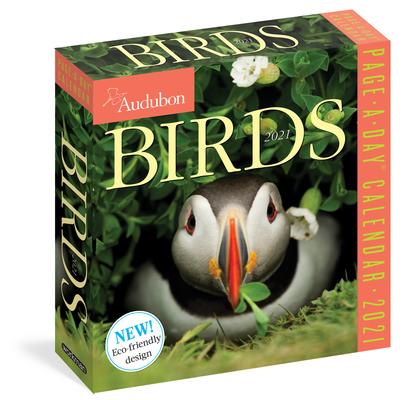 Audubon Birds Page-A-Day Calendar 2021 Cover Image