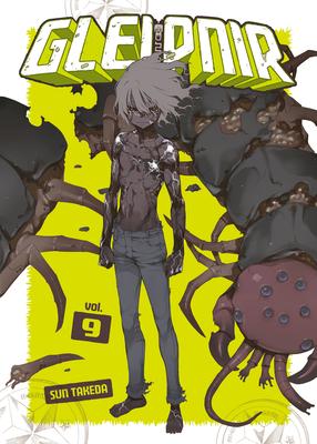 Cover for Gleipnir 9