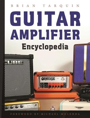 Guitar Amplifier Encyclopedia Cover Image