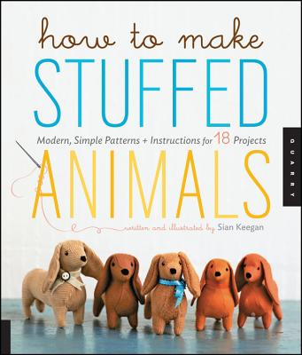How to Make Stuffed Animals Cover