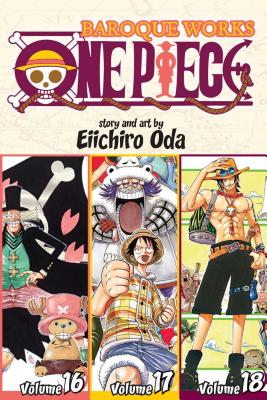 One Piece (Omnibus Edition), Vol. 6 Baroque Works 16-17-18 cover image