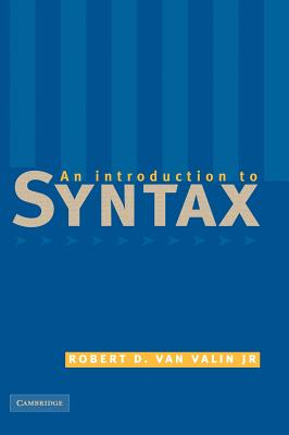 An Introduction to Syntax Cover Image