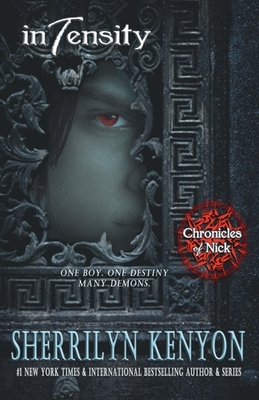 Intensity: Illustrated (Chronicles of Nick #8) Cover Image