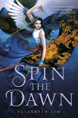 Spin the Dawn (The Blood of Stars #1) Cover Image