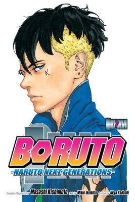 Boruto: Naruto Next Generations, Vol. 7 Cover Image
