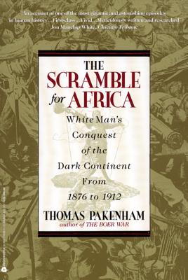 Scramble for Africa... Cover Image