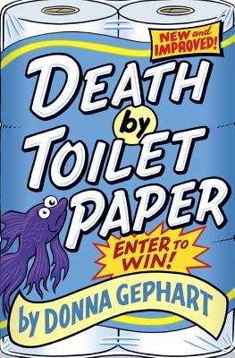 Death by Toilet Paper Cover