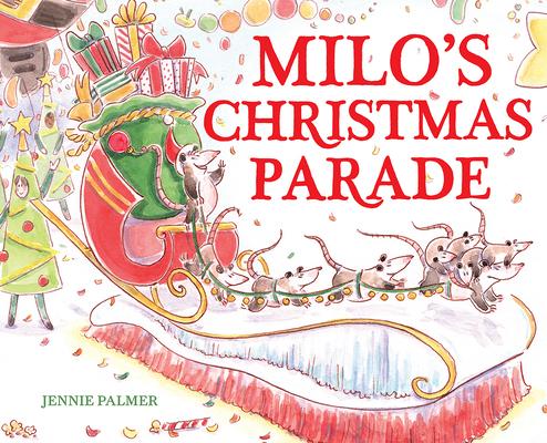 Milo's Christmas Parade Cover Image