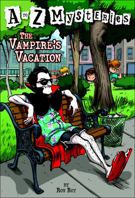 The Vampire's Vacation: A to Z Mysteries Cover Image