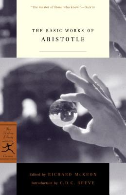 The Basic Works of Aristotle (Modern Library Classics) Cover Image