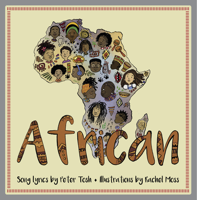 African: A Children's Picture Book Cover Image
