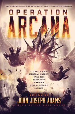 Cover for Operation Arcana (Baen #1)