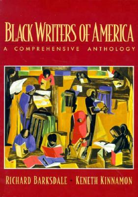 Black Writers of America Cover