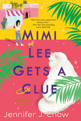 Mimi Lee Gets a Clue (A Sassy Cat Mystery #1) Cover Image