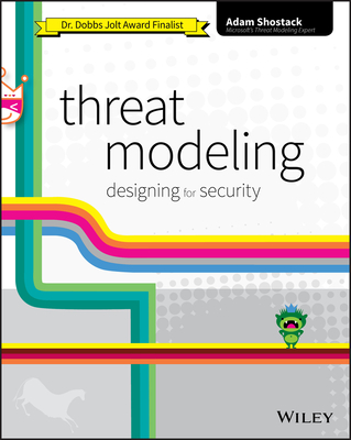 Threat Modeling: Designing for Security Cover Image