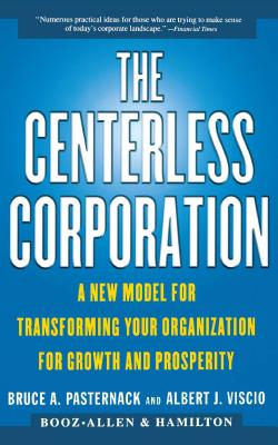 Cover for The Centerless Corporation