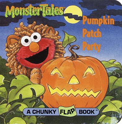 Pumpkin Patch Party (Sesame Street) (A Chunky Book(R)) Cover Image