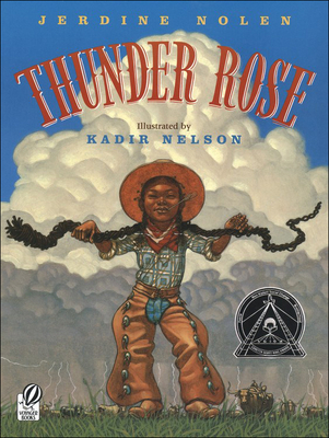 Thunder Rose Cover Image