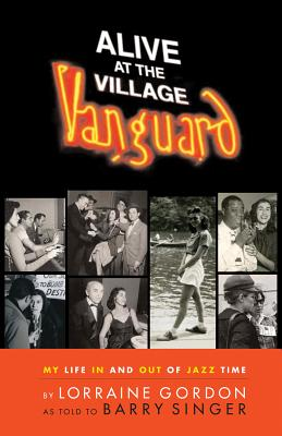 Alive at the Village Vanguard Cover