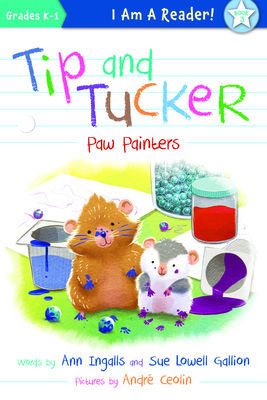 Cover for Tip and Tucker Paw Painters