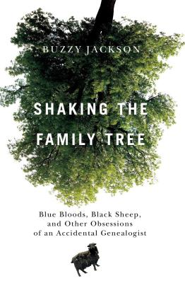 Shaking the Family Tree Cover