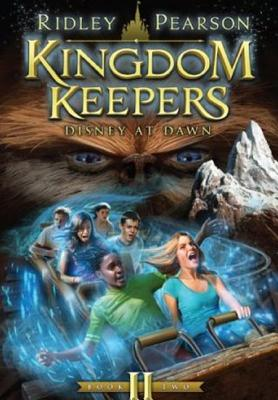 Disney at Dawn (Kingdom Keepers #2) Cover Image